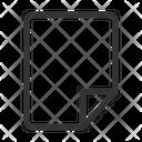 Blank Document Icon