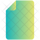 File Paper Blank Icon
