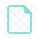 Blank File Blank Document Draft Icon
