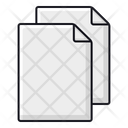 Blank Files Document File Icon