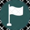 Blank Flag Desk Flag Flag Icon