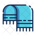 Blanket Winter Protection Protection Icon