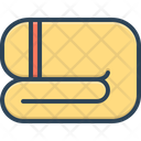 Blanket Winter Cover Icon