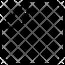 Blanket Mattrese Napkin Icon