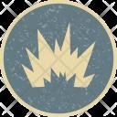 Blast Bomb Explosion Icon