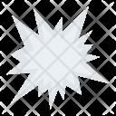 Blast Symbol Icon