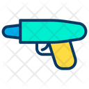 Toy Gun Shooting Gun Children Toy Icon