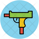 Blaster Glue Gun Icon