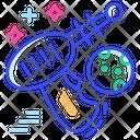 Blaster Alien Gun Icon