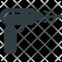 Astronomy Blaster Gun Icon