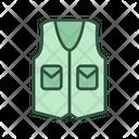 Blazer Jacket Clothes Icon