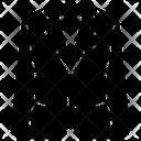 Blazer Suit Formal Icon