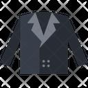 Blazer Clothing Dress Icon