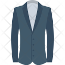 Suit Jacket Blazer Icon