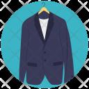 Blazer Jacket Dress Icon