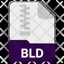 Bld File Icon
