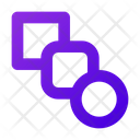 Blend Shapes Icon