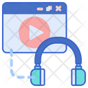 Blended Learning E Learning Online Learning Icon
