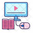 Blended Learning Icon