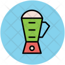 Blender Juicer Food Icon