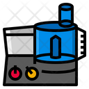 Food Processor Kitchen Icon