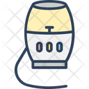 Blender Food Processor Juice Extractor Icon