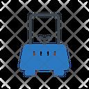 Blender Mixer Jug Icon