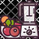 Blender Fruits Juice Icon