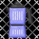 Electric Juicer Blender Food Processor Icon