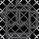 Blender Jug Shaker Blender Icon