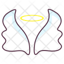 Blessed Wings Icon