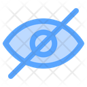 Blind Blindfolded Confusion Icon