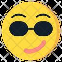 Blind Emoji Emoticon Icon