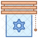 Blind automation Icon