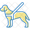 Blind dog Icon