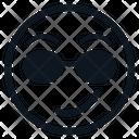 Blind Face Blind Emoji Icon