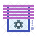Blinds automation Icon