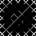 Block Volume Mute Icon
