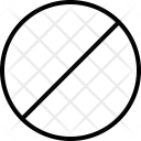 Block Forbidden Restricted Icon
