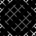 Block Forbidden Blocked Icon