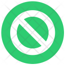 Cancel Denied Close Icon