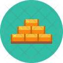 Block Parcel Package Icon