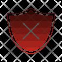 Block Social Messaging Icon