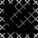Block Call Off Calls Icon