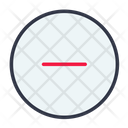 Block Stop Sign Icon