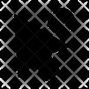 Block Cancel Prohibited Icon