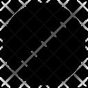 Block Forbidden Stop Icon
