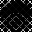 Block Storage Cloud Icon