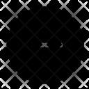 Block Remove Minus Icon