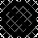 Block Unavailable Denied Icon